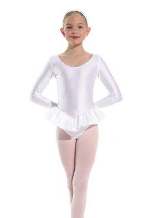 Ballettricot aus Lycra