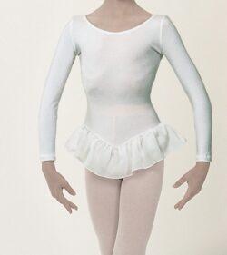 Ballettricot aus BW-Elastan