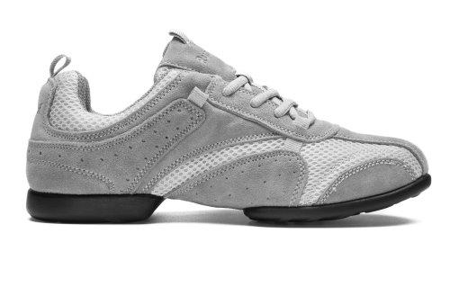 Sneaker PU-Sohle, grau, Damen, Herren