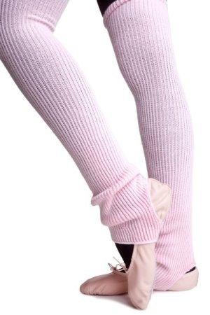 Beinwärmer rosa lang