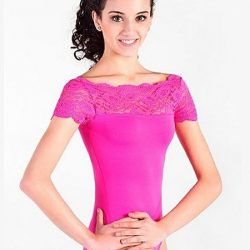 Traingsbody Kira pink