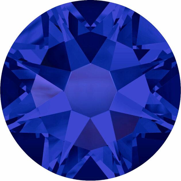 Strassklebesteine - Crystal Meridian Blue