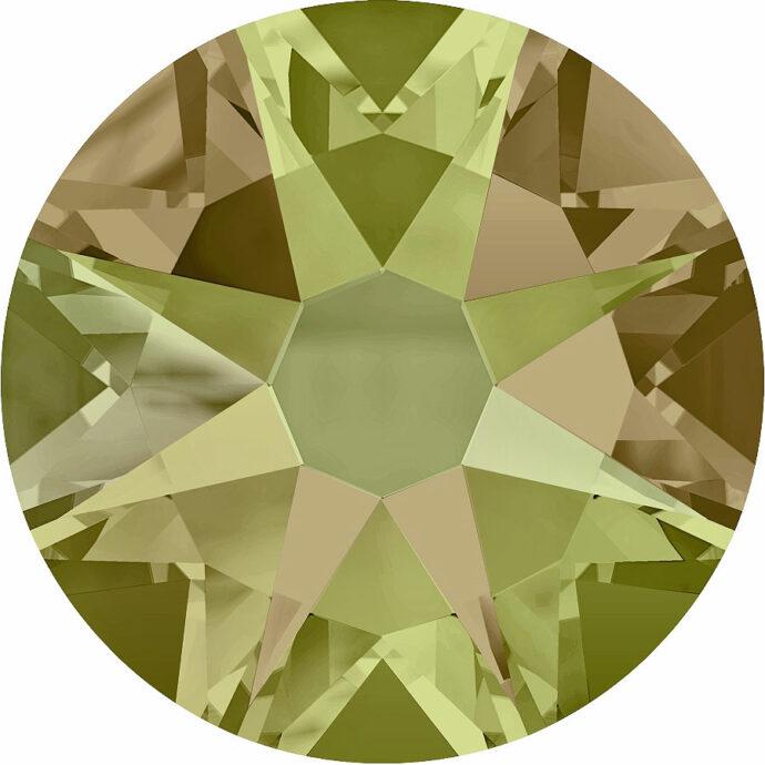 Strassklebesteine - Crystal Luminos Green