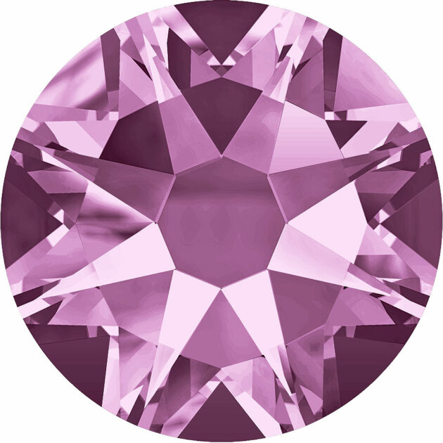 Strass Klebestein Light Amethyst
