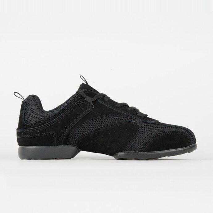 1566 Rumpf, Sneaker Damen, Herren schwarz