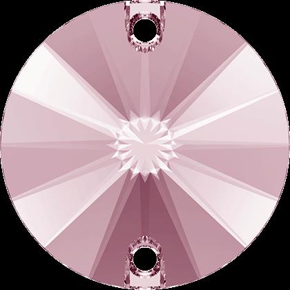 Swarovski Strassaufnähstein Light Rose