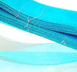 crinoline aquamarine türkis