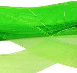 crinoline fluogreen neongruen