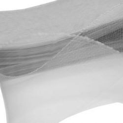 crinoline grau silber