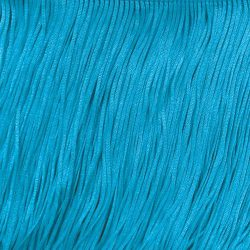 Fringe Fransen 15cm BLUE PARADISE