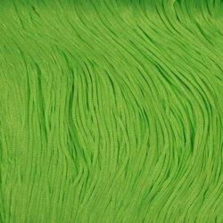 Fringe Fransen 15cm FLUORESCENT GREEN