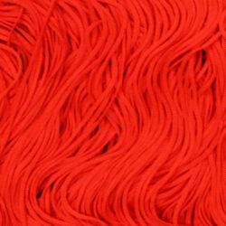Fringe Fransen 15cm FLUORESCENT RED