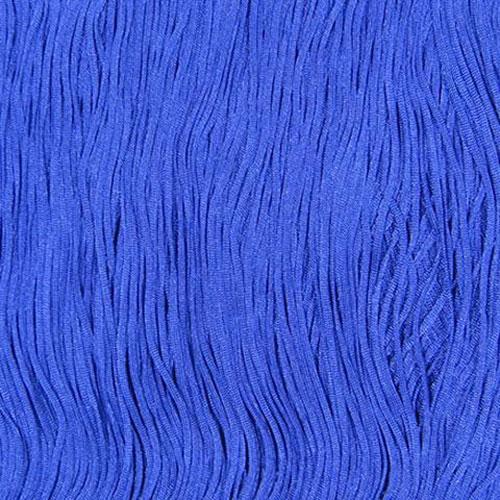 Fringe Fransen 30cm BLUE BERRY