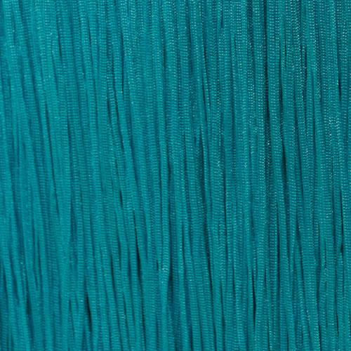 Fringe Fransen 30cm BLUE ZIRKON