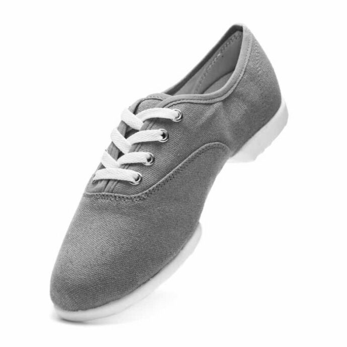 Sneaker-grau