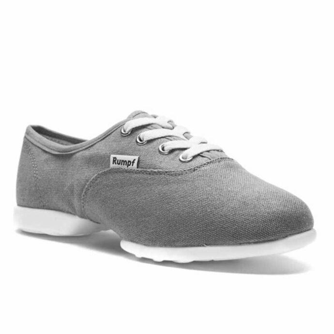 Sneaker_grau _Leinen